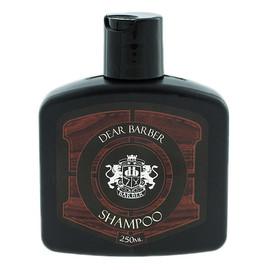 szampon do pielęgnacji włosów i brody