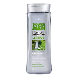 Żel pod prysznic dla mężczyzn 4w1 Active konopie i witamina PP
