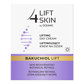Bakuchiol Lift liftingujący krem na dzień Botaniczny Retinol