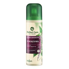 Pokrzywa Suchy szampon do włosów przetłuszczających się