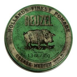 Średnio utrwalająca pomada na bazie wosków i olejków Green