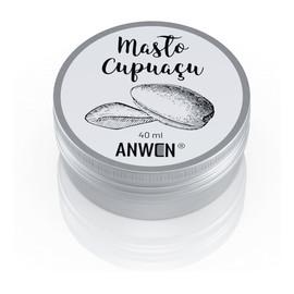 Masło cupuacu do włosów wysokoporowatych