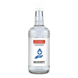 Płyn do higienicznej dezynfekcji skóry rąk Wirusobójczy i Bakteriobójczy