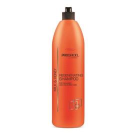 Regenerating Shampoo For Damaged And Coloured Hair Szampon regenerujący do włosów Mleko & Miód