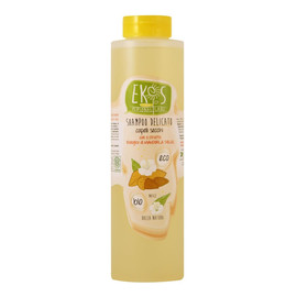 szampon do włosów suchych z ekstraktem ze słodkich migdałów