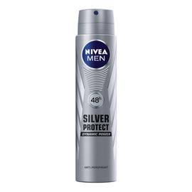 Silver Protect Dynamic Power 48 h Antyperspirant W Aerozolu