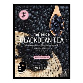 Blackbean Tea rozjaśniająco-nawilzająca maska w płachcie