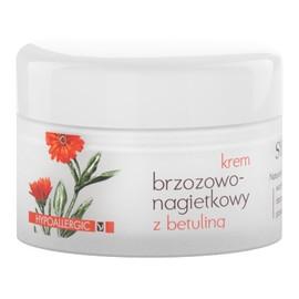 Krem Brzozowo - Nagietkowy Z Betuliną