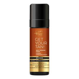 Get Your Tan! pianka samoopalająca