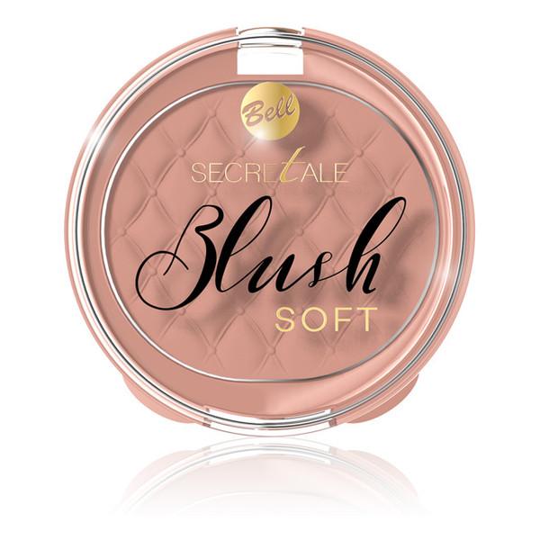 Bell Secretale Soft Blush Róż do policzków