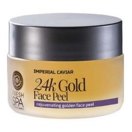 24k Gold Face Peel złoty peeling odmładzający do twarzy 24 karatowe złoto