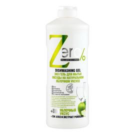 Ekologiczny Żel do mycia naczyń ocet jabłkowy aloes rumianek
