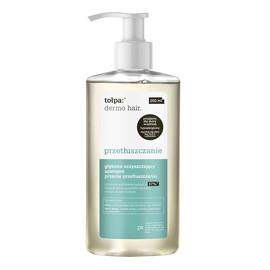 Głęboko oczyszczający szampon do włosów przeciw przetłuszczaniu