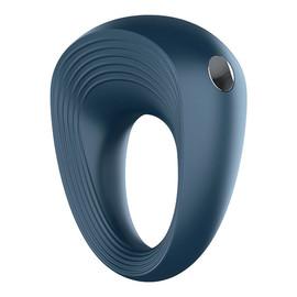 Power Ring wibrujący silikonowy pierścień erekcyjny