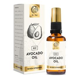 Avocado Oil naturalny olej awokado BIO