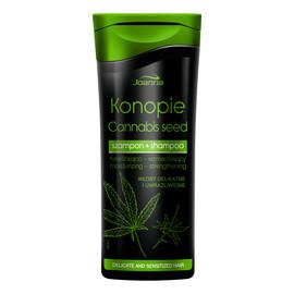 nawilżająco-wzmacniający szampon do włosów delikatnych i uwrażliwionych