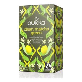 Herbata ekologiczna Zielona 20 torebek