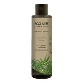 Teksturyzujący szampon do włosów Moc i Objętość