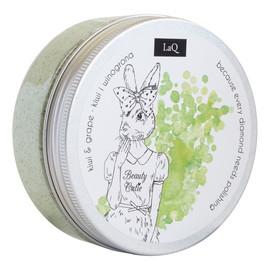 Peeling myjący do ciała Kiwi i Winogrona