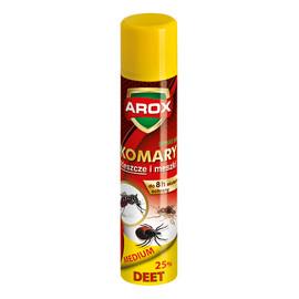 Medium Spray na komary, kleszcze i meszki