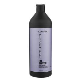 So Silver szampon neutralizujący żółte odcienie