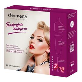 Zestaw prezentowy Color Care (szampon 200ml+odżywka 200ml+odżywka d/rzęs )