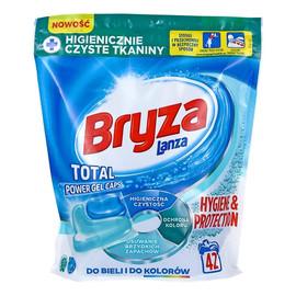 Hygiene&Protection kapsułki do prania do bieli i kolorów 28szt