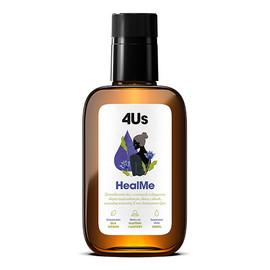 4us healme zimnotłoczony olej z czarnuszki suplement diety