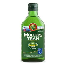 Tran norweski suplement diety naturalny