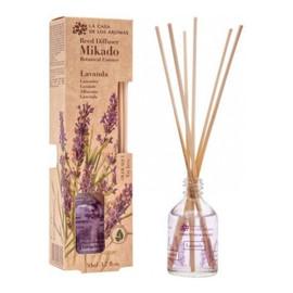 Olejek aromatyczny z patyczkami Lawenda