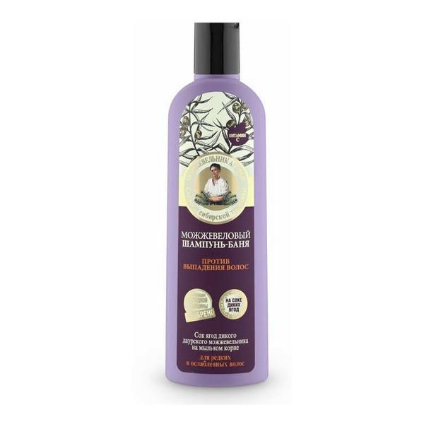 szampon przeciw wypadaniu włosów babuszki agafii