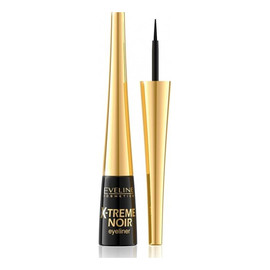 glossy black Eyeliner