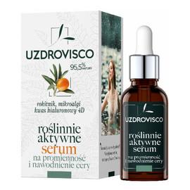 Aktywne serum na promienność i nawodnienie cery Rokitnik