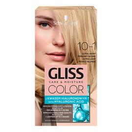 Krem koloryzujący do włosów 10-1 ultra jasny perłowy blond