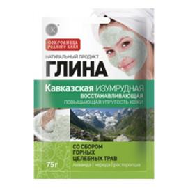 Glinka Kaukaska Szmaragdowa - Regeneracyjna z Dodatkiem Ziół Górskich