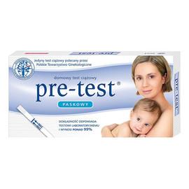Test ciążowy paskowy 1szt