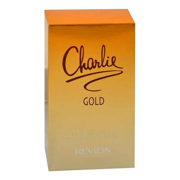 Revlon Charlie Gold woda toaletowa dla kobiet 100ml