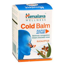 Cold Balm Rapid Action Balsam na przeziębienie