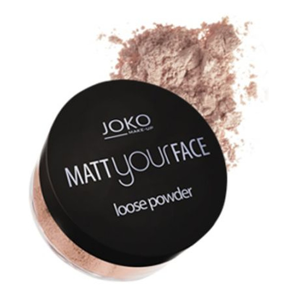 Joko Matt Your Face Powder Matujący puder sypki 23g
