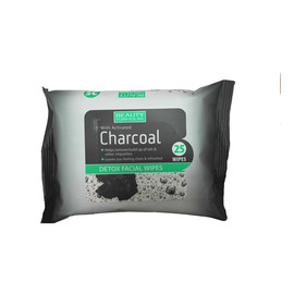 chusteczki oczyszczające z aktywnym węglem 25 szt.