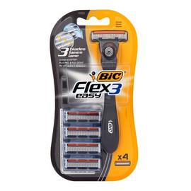 Maszynka do golenia i 4 wymienne wkłady