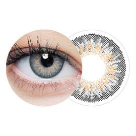 Clearcolor 1-day gray jednodniowe kolorowe soczewki kontaktowe fl331-2.50 10szt