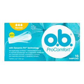 Normal komfortowe tampony 1op.-16szt