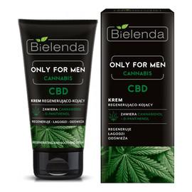 Cannabis krem regenerujaco-kojacy dla skóry wymagającej regeneracji
