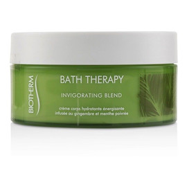 Bath Therapy Invigorating Blend Hydrating Cream krem do pielęgnacji ciała Ginger & Peppermint