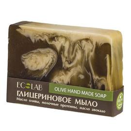 Naturalne mydło glicerynowe - ręcznie robione - Oliwkowe