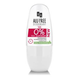 dezodorant w kulce Alu Free Silk