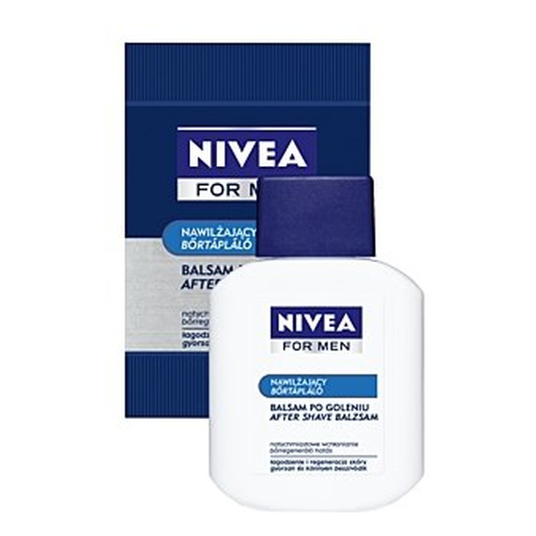 Nivea For Men Balsam Po Goleniu Nawilżający 100ml