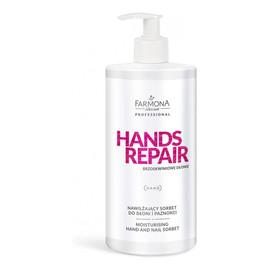 Repair nawilżający sorbet do dłoni i paznokci