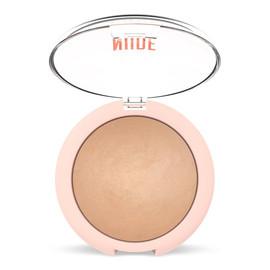 Wypiekany puder do twarzy 01 Nude Glow